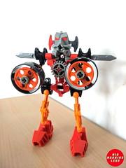 BioniKILL! 1 (Midmorning Lego) Tags: moc bionicle legomoc lego legophotos afol bricks legos legomania battle warrior mechanical killingmachine devil destroyer killer weapon crusher sciencefiction cyborg warmachine scifi mecha