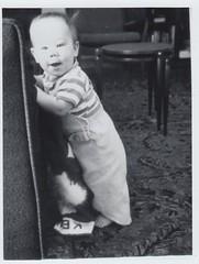 1966_12_Ken's_x-mas-stocking (Ken_Mayer) Tags: mayer family vinsonhallclearout