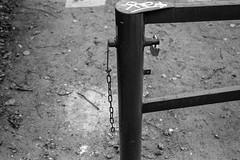 lock break (Peter_Christoph_Ross) Tags: color skopar 50mm 25 leica m7 rpx400 hc110 163 12min 20c berlin street photography black white analog 35mm