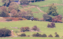 DSC_0048 (J-McQuillan) Tags: machloop wales low level military aircraft raf royalairforce tucano
