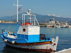 Pythagorio, Samos, Greece (Steve Hobson) Tags: pythagorio samos greece boats