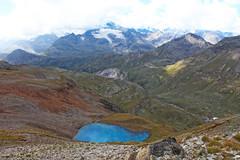 monte vago (http://francescabordonaro.it/) Tags: livigno montagna lago camminare trekking escursione monte vago