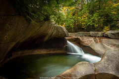 The Basin (Sodrul Bhuiyan) Tags: 2018 fallcolors fallfoliage foliage newhampshire basin waterfalls water rocks trees colorful landscape longexposure