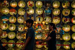 Chinatown Lanterns (TheViewDeck) Tags: chinatown theviewdeck singapore sg asia lanterns street lights travel