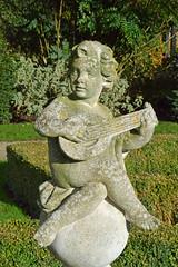 Cherub (cdb41) Tags: sunbury walled garden spelthorne cherub