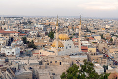 Madaba overview (George Pachantouris) Tags: jordan hasemite petra aqaba amman middle east travel tourism holiday warm arab arabic madaba byzantine ancient mosaic