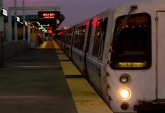 West Oakland BART (Dan Brekke) Tags: oakland westoakland bart trains transit sanfranciscobayarea