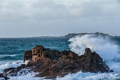 BRETAGNE - FRANCE (Michel Hoinard) Tags: mer ocean vagues rochers bretagne france paysage paysages sea seascape océan waves rocks brittany landscape landscapes photography photo photographie michelhoinard