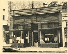 The Daily Rag (rockcreek) Tags: eighteenthstreet nw adamsmorgan dc washingtondc newspaper newspapers 1973 thedailyrag washingtoncommunityvideocenter