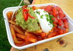 Matchstick Fries with Salsa, Sour Cream and Guacamole (Tony Worrall) Tags: add tag ©2018tonyworrall images photos photograff things uk england food foodie grub eat eaten taste tasty cook cooked iatethis foodporn foodpictures picturesoffood dish dishes menu plate plated made ingrediants nice flavour foodophile x yummy make tasted meal nutritional freshtaste foodstuff cuisine nourishment nutriments provisions ration refreshment store sustenance fare foodstuffs meals snacks bites chow cookery diet eatable forsale stock buy image foodphotography buynow sale sell matchstick fries chips salsa sour cream guacamole