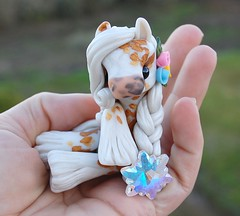 Infinity - wee pony 2018 (Sweet Friends by Elisabete Santos) Tags: polymerclay handmade sculpture art ponies swarovski sweetfriends swetfriendses sweetfriendses