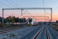 HŽ 6112 004, Gradec (josip_petrlic) Tags: hrvatske željeznice hž železnice željeznica zeleznice zug zeljeznice croatian railways railway railroad pp hz 6112 končar emu emv electric train