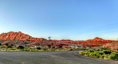 Navajo Reservation (dsrphotography) Tags: cameron arizona unitedstates surly recumbent 4 corners adventure travel camping bikepacking