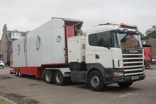 Scania: S50GHC Kirkcudbright