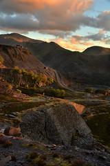 Boom (PentlandPirate of the North) Tags: dinorwic snowdon snowdonia slatequarry dinorwig gwynedd eveninglight northwales