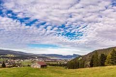 La vallée de Joux (bewo22) Tags: country europa europe hiking lacdejoux pays randonnéepédestre sport suisse suiza switzerland valléedejoux vaud deporte senderismo paysages landscapes paisaje montagne mountain jura lac lago lake marchairuz lemarchairuz