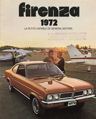 1972 Firenza (coconv) Tags: car cars vintage auto automobile vehicles vehicle autos photo photos photograph photographs automobiles antique picture pictures image images collectible old collectors classic ads ad advertisement postcard post card postcards advertising cards magazine flyer prestige brochure dealer 1972 firenza 72 general motors gm vauxhall canada canadian 2 door sedan coupe