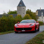20181007 - Ferrari 812 Superfast - N(2321) - CARS AND COFFEE CENTRE - Chateau de Longue Plaine thumbnail