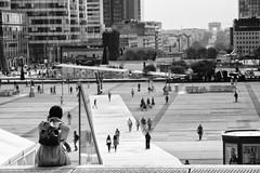 La Défense (Al Fed) Tags: 20180907 france guadeloupe paris défense grandearche arc arcdetriomphe street axis