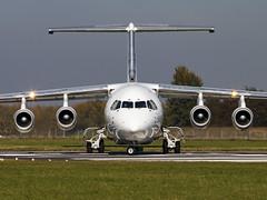 Cityjet | British Aerospace Avro RJ85 | EI-RJN (Bradley's Aviation Photography) Tags: egsh nwi norwich norwichairport canon70d rj85 avrorj85 britishaerospaceavrorj85 eirjn cityjet