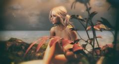 Could you be my Alchemist? (scarlettrose.karsin) Tags: catwa navycopper maitreya sl secondlife alchemy chemistry avatar blonde