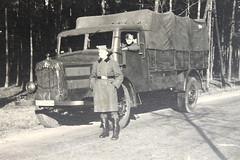 02 (djangobuchmeier) Tags: war wehrmacht ww2 lkw truck fahrzeug deutschland helden armee army diesel