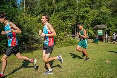 FLO05936 (chap6886@bellsouth.net) Tags: running run race girls boys team trees lake athletes action athletics america xc 5k highmiddleschool highschool
