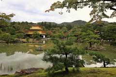 Templo de Kinkakuji. Kyoto. Japón / Kinkakuji Temple, Kyoto, Japan. (rrnavero) Tags: templodekinkakuji pabellóndorado arquirtectura naturaleza lago kyoto japón canoneos6d canon1635lf4is jesusmariamartin
