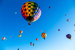 sky full of balloons (Jeremy Royall) Tags: aibf2018 albuquerque launch fiesta dawn mass ascension 5d3 canon hot mexico flame balloon new air sunrise nm canonintheclouds newmexico unitedstates us
