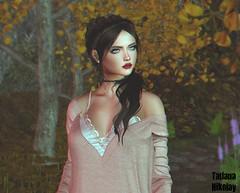 Fall Walk (Tatiana Nikolay-Blogger) Tags: sl secondlife slfashion