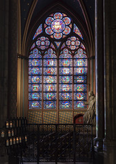 Notre Dame de Paris / Нотр Дам де Пари (dmilokt) Tags: церковь храм собор church chapel kirk cathedral temple sanctuary shrine dmilokt nikon d750 paris париж