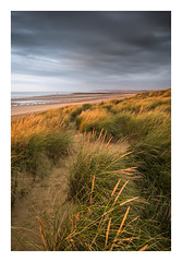 Camber Sands - October 14th (Edd Allen) Tags: sea seaside seascape sky atmosphere atmospheric buclic serene autumn uk england britain nikon d810 clouds cambersands sunrise eastsussex southeast sand tide zeissdistagon18mm