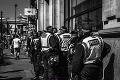 IMG_8772 (KitsuneUK) Tags: london protest tommy robinson photo photojournalism journalism canon bnw bw black adobe film