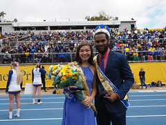 Homecoming Court 2018 (Widener University) Tags: homecoming homeatwu homecomingfootballgame homecomingcourt
