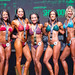 Masters Bikini - 4th Charlynne Stunder, 2nd Loan-Anh Phillips, 1st Sokhann Bleim, 3rd Angie Blanco, 5th Melissa Phillips