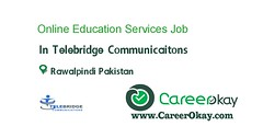 Online Education Services Representatives (Males/Females) (CareerOkay) Tags: online education services representatives malesfemales jobs pakistan career okay in karachi lahore