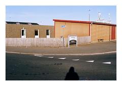 Thyborøn, Denmark, 2018 (csinnbeck) Tags: analog film thyborøn denmark contax rx 50mm 5014 t zeiss planar harbour port westcoast west coast nordsee northsea north sea kodak portra 160 july18 july 2018 summer