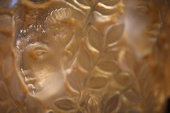 Beautiful  glasswork by artist René Jules Lalique (RW-V) Tags: canoneos70d canonefs35mmf28macroisstm doesburg muséelalique renéjuleslalique paysbas glass verre art sooc 100faves 150faves 175faves 200faves 225faves