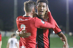 Lewes 2 Kings Langley 1 FAC replay 26 09 2018-259.jpg (jamesboyes) Tags: lewes kingslangley football nonleague soccer fussball calcio voetbal amateur facup tackle pitch canon 70d dslr