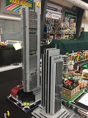 Commerzbank Tower (Janultra) Tags: lego 2018 skærbæk epic stein hanse moc fan weekend janultra abs commerzbank hochhaus hotel hamburg radisson blu tower
