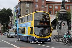 Dublin Bus GT122 (132D8907). (Fred Dean Jnr) Tags: dublin september2018 dublinbus busathacliath dublinbusyellowbluelivery volvo b9tl wright wrightbus eclipse gemini croad gemini2 gt122 132d8907 edenquaydublin dublinbusroute151