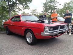 Blown Dodge Demon (rm fin) Tags: blown dodge dart demon v8 car
