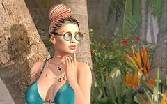 Brighter Than Sunshine (Victoria Konnor James) Tags: fetch imageessentials doux maitreya catwa izzies swallow luxrebel aviglam alaskametro cynful kate aqualung summer