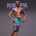 NOVICE MENS PHYSIQUE - JEREMIS CORMIER