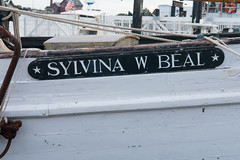 Sylvina W. Beal (desert11sailor) Tags: sylvinawbeal schooner gloucester sailboat harbor haroldburnham