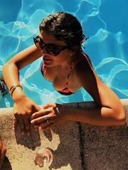 IMG_7594 (2) (kriD1973) Tags: europe europa france francia frankreich occitanie languedocroussillon hérault montpellier massane baillargues golf club swimming pool piscina piscine schwimmbad summer estate verano sommer été holiday vacanze vacances ferien beautiful beauty bella belle bellezza carina charmante charming chica cute donna femme fille frau girl goodlooking gorgeous guapa gutaussehend hübsch jolie lady leute mädchen mignonne mujer people persone personnes ragazza schön schönheit tunesierin tunisian tunisienne tunisina woman bikini swimsuit costume curvy brunette natural naturale sexy