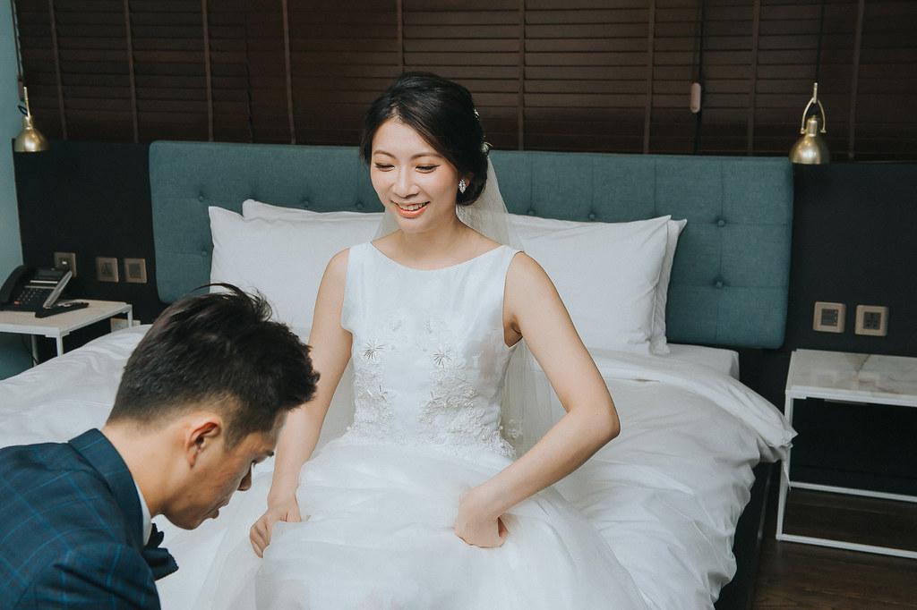 婚禮攝影/婚禮紀實/chez nous Hotel 司旅/大飛&婉郁