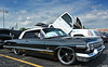 1963 Chevy Impala SS (Chad Horwedel) Tags: 1963chevyimpalass chevyimpalass chevy chevrolet impalass classic car odysseysweetspotsportsbar tinleypark illinois