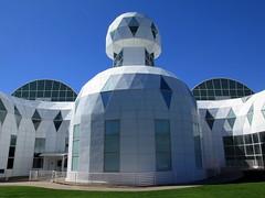 Futuristic architecture (PeterCH51) Tags: biosphere2 oracle arizona usa america modern futuristic architecture modernarchitecture futuristicarchitecture researchfacility researchcenter science symmetry peterch51 arizonapassages