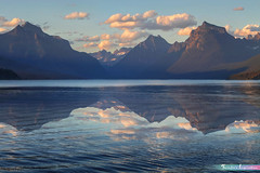 A Piece of Mirror *A Beautiful Nature* (iLOVEnature's Photography Inspiration) Tags: naturesinspiration apieceofmirror glaciernationalpark reflections sky cloudscape clouds montana sunset dusk water lake lakeview lakemcdonald wave mountain mountainview us usa glacier landscape nature macro westentrance west sea bay